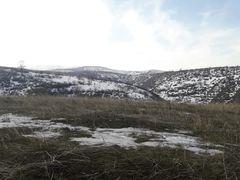 Талгарские горы, разведка местности.